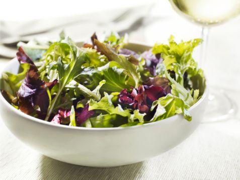 Ensaladas para adelgazar: 5 ensaladas que te ayudaran a bajar de peso