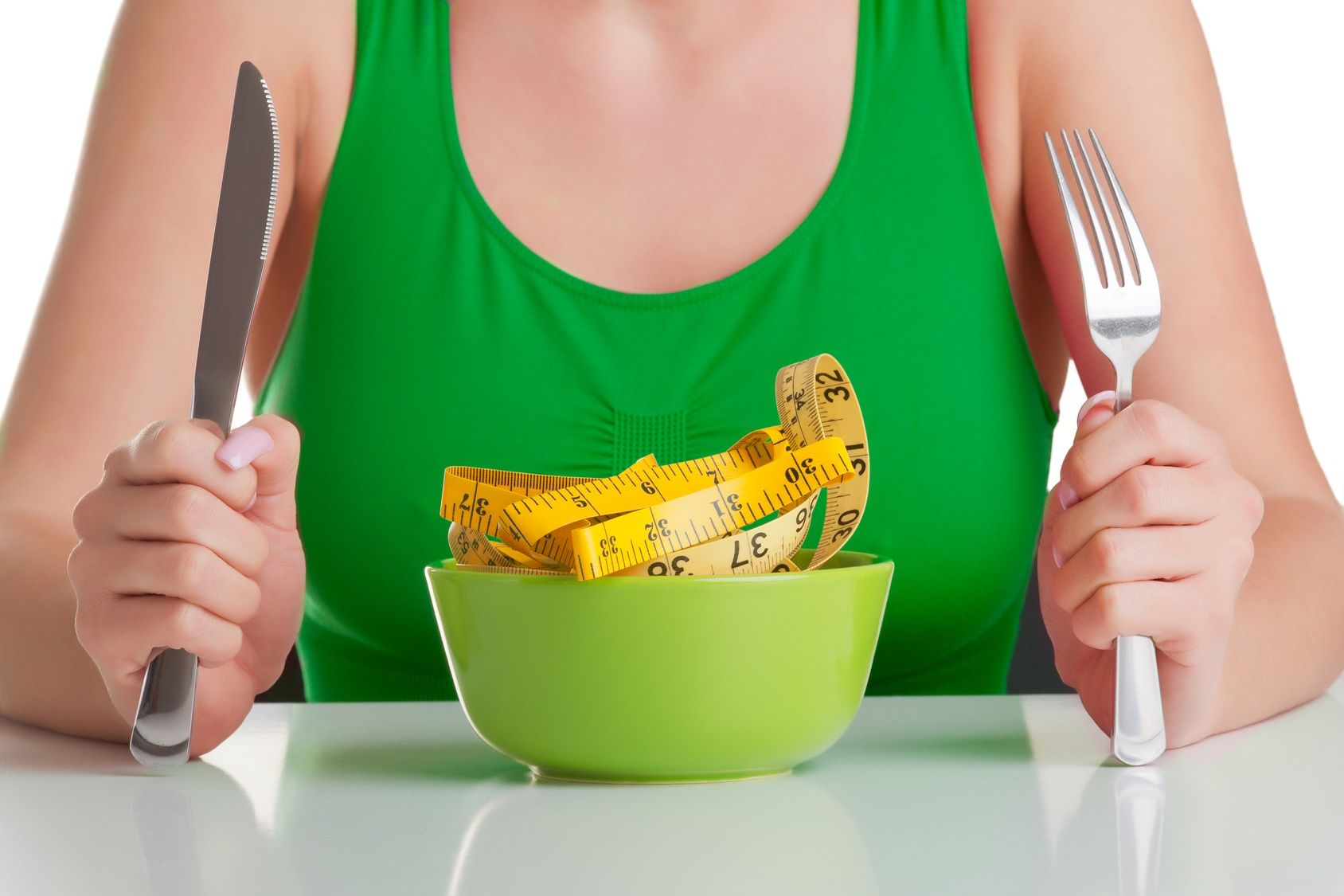 5 excusas típicas para no bajar de peso